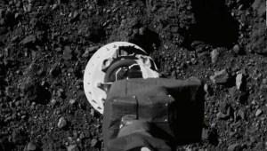 NASA transmitirá en vivo el descenso en un asteroide
