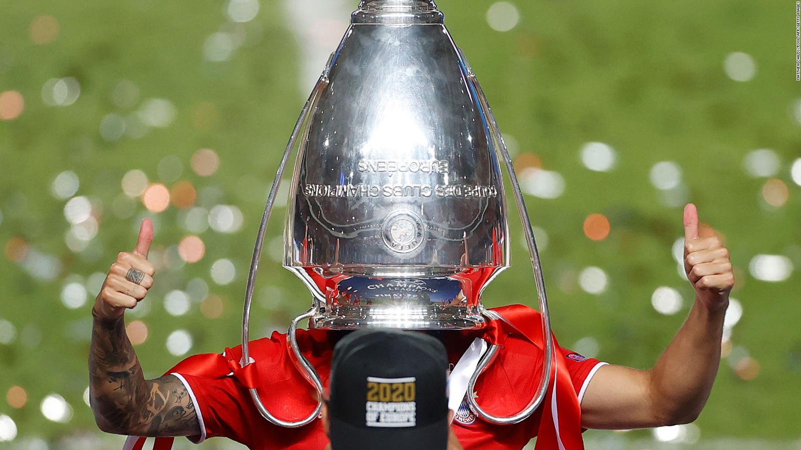 La Liga de Campeones tendrá nuevo formato a partir del 2024