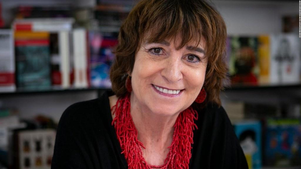 Rosa Montero: Nos cayó la desgracia y nos reinventaremos
