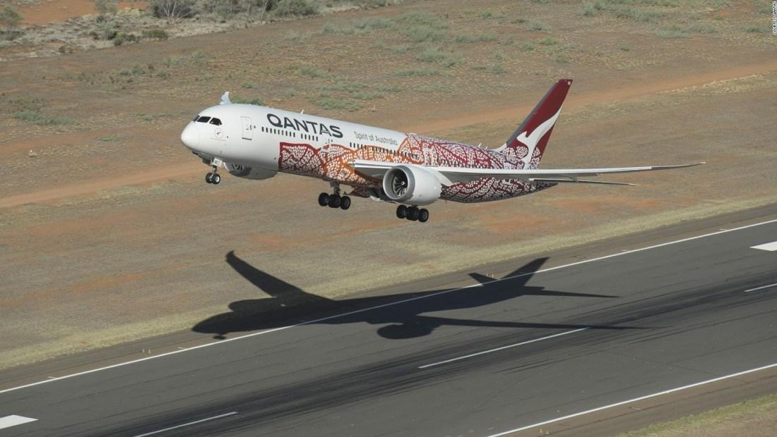 Un vuelo sin destino, éxito en Australia