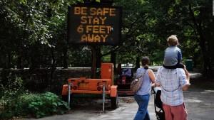 5 cosas: Repuntan casos de covid-19 en Nueva York