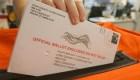 Así funciona el voto por correo en EE.UU.