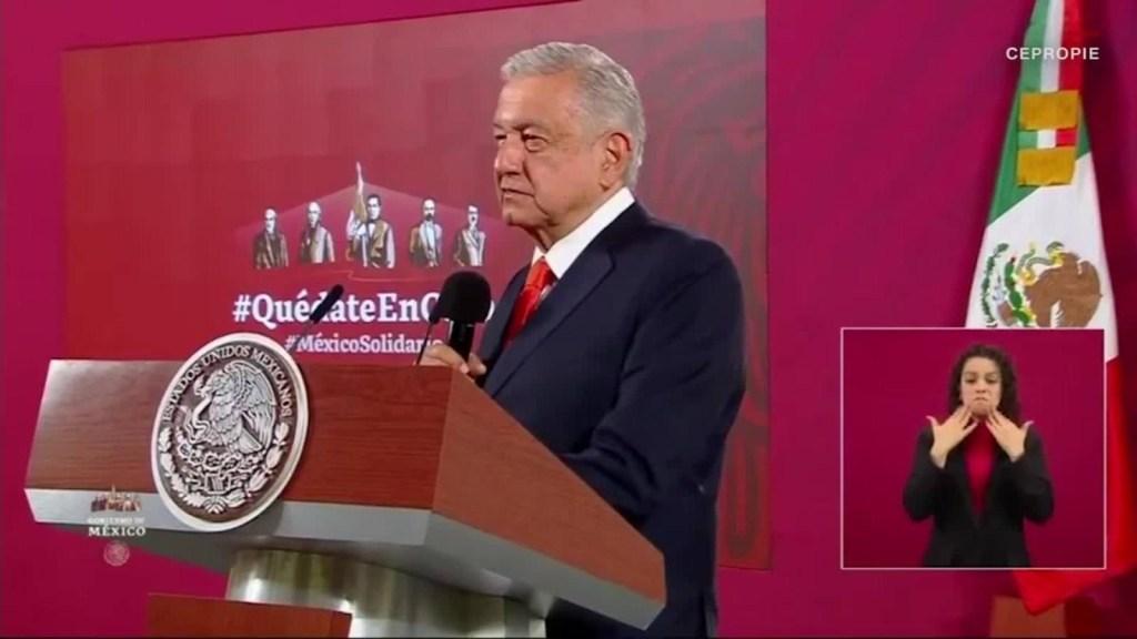 AMLO anuncia millonaria compra de vacunas contra el covid-19
