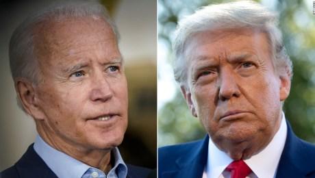 Trump ganaría en Ohio y Biden en otros 3 estados inciertos