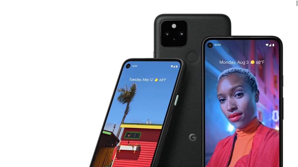 Y también los nuevos teléfonos Google Pixel