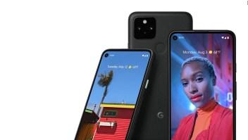 Así son los nuevos teléfonos Pixel de Google