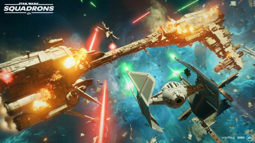 """¿Qué esperar del videojuego """"Star Wars Squadron""""?"""