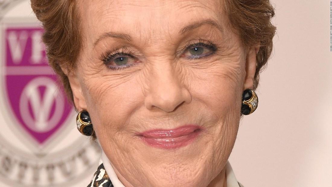 Julie Andrews cumple 85 años