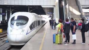 China a prueba: millones se desplazan por vacaciones