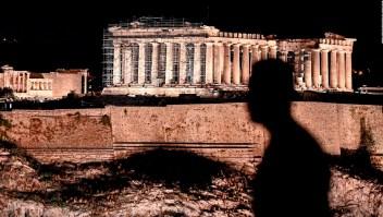 La Acrópolis brilla de nuevo