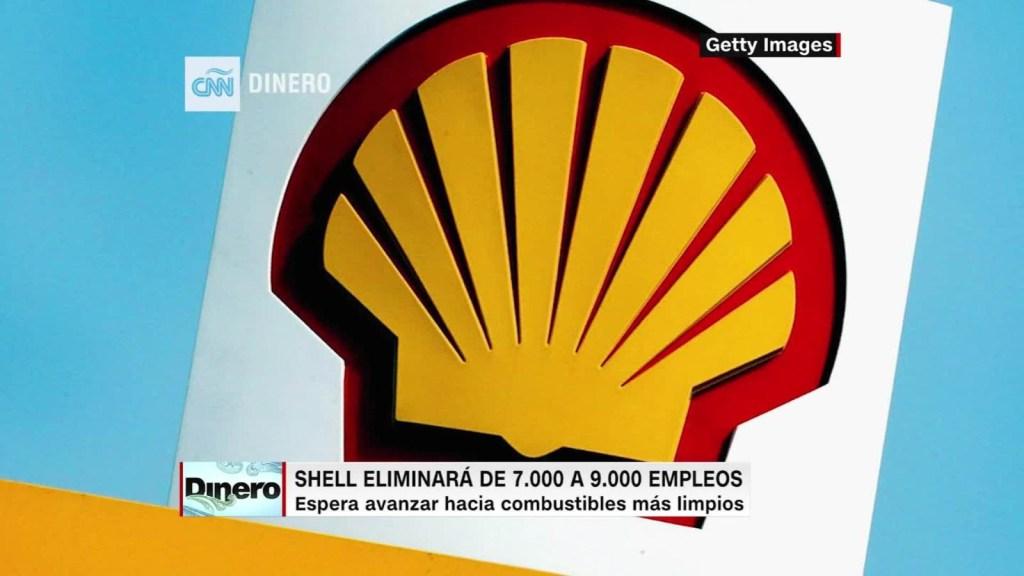 Shell eliminará más de 7.000 empleos