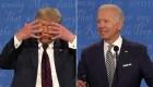 Trump se burlaba de Biden por usar mascarilla