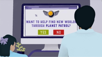 Así puedes ayudar a la NASA a descubrir exoplanetas