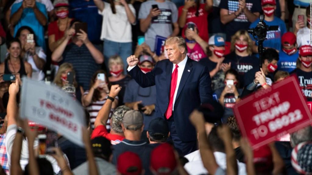 """""""Es una lección para todos"""", dice el Dr. Huerta sobre Trump"""
