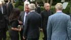 Van a ceremonia en la Casa Blanca y dan positivo por covid-19