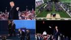 Vea lo que hizo Trump antes de dar positivo por covid-19