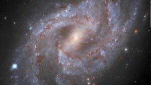 La NASA capta la explosión de una supernova