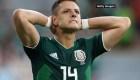 """""""Chicharito"""" Hernández, fuera de la Selección Mexicana"""