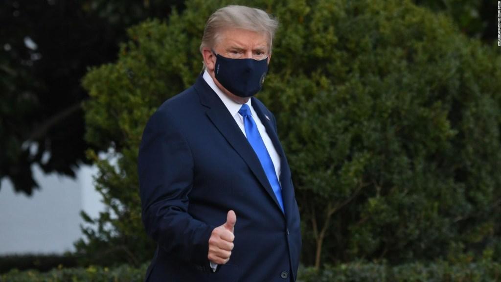 ¿Qué pasaría si Trump no puede seguir con su campaña presidencial?