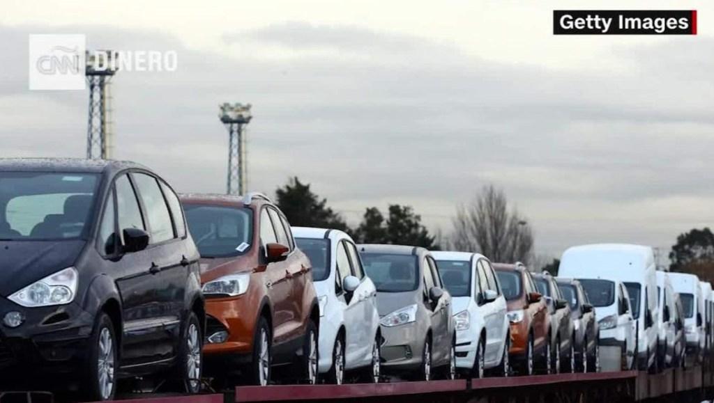 EE.UU.: se recupera la venta de vehículos