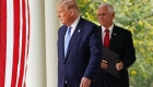 ¿Dejará Trump el poder a consecuencia del covid-19?