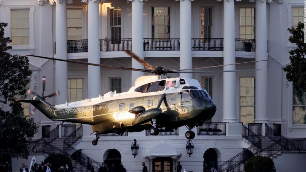 Trump va al hospital por covid-19, pero el mundo no se detiene