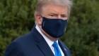 Diagnóstico de Trump inspira nuevos hábitos en EE.UU.