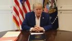Reportes confusos sobre salud de Trump tras contagio