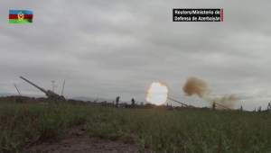 Líder de Nagorno-Karabaj advierte de objetivos militares contra Azerbaiyán