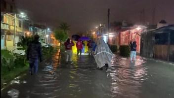 Efectos en México de la tormenta tropical Gamma