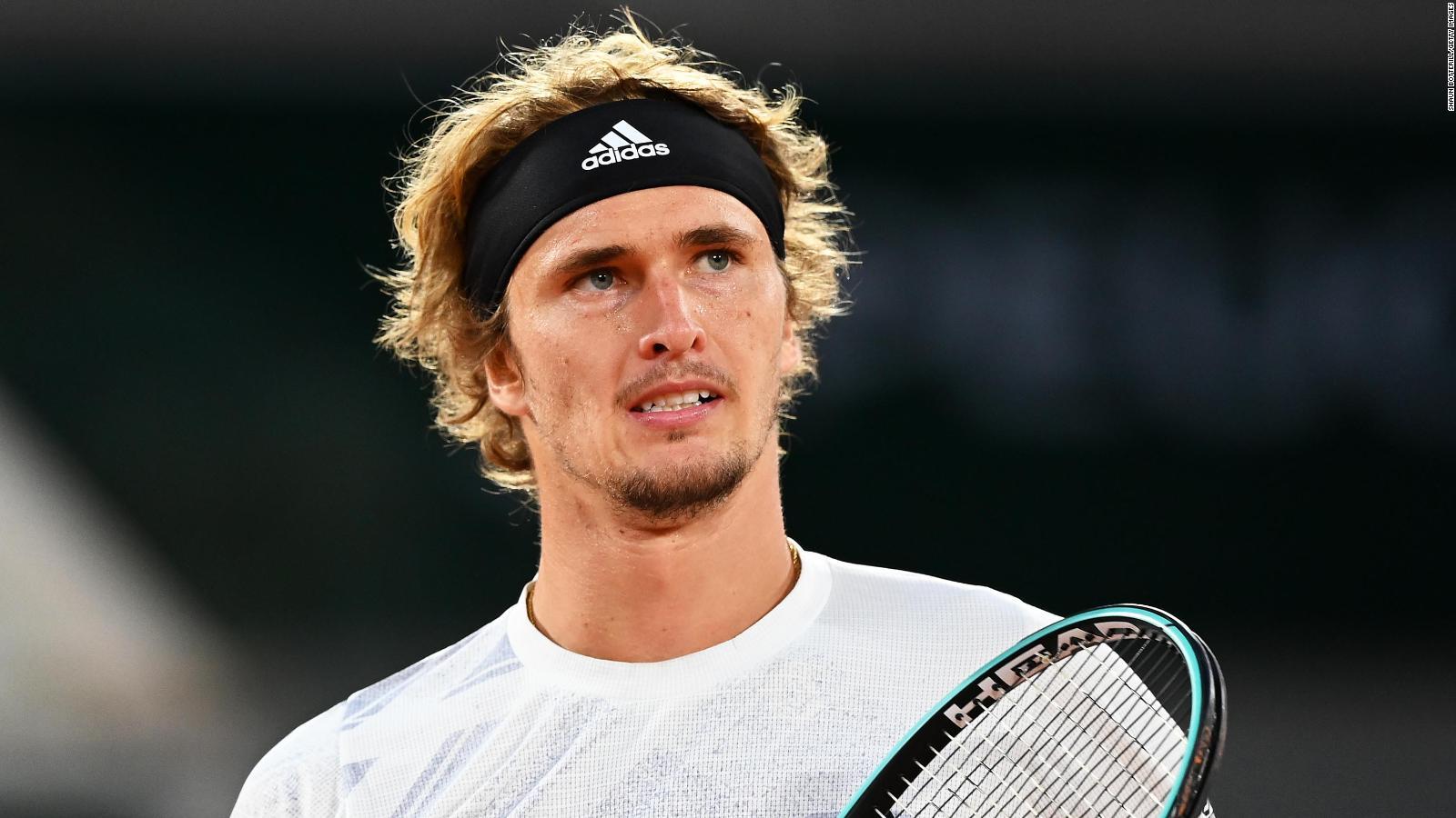 Zverev Wimbledon 2021