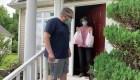 Hizo 1.000 viajes para ayudar a ancianos en cuarentena