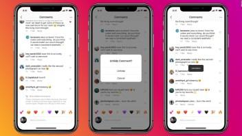 Instagram ocultará mensajes ofensivos en la red social