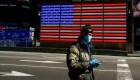 Calculan más de 2.900 muertes diarias en EE.UU. por covid-19