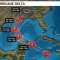 Delta azota a Cancún en plena reactivación turística