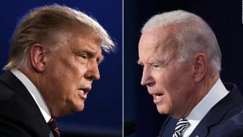 ¿Biden o Trump? Quién ganaría según encuesta
