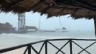 El Huracán Delta se fortalece a categoría 4