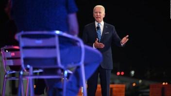 ¿Qué responde Joe Biden cuando le dicen socialista?