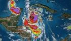 Delta es ahora un poderoso huracán categoria 4