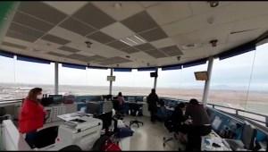 Cinco mujeres lideraron este importante vuelo en Perú