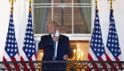 ¿Dañará el tratamiento contra el covid-19 la salud mental de Trump?