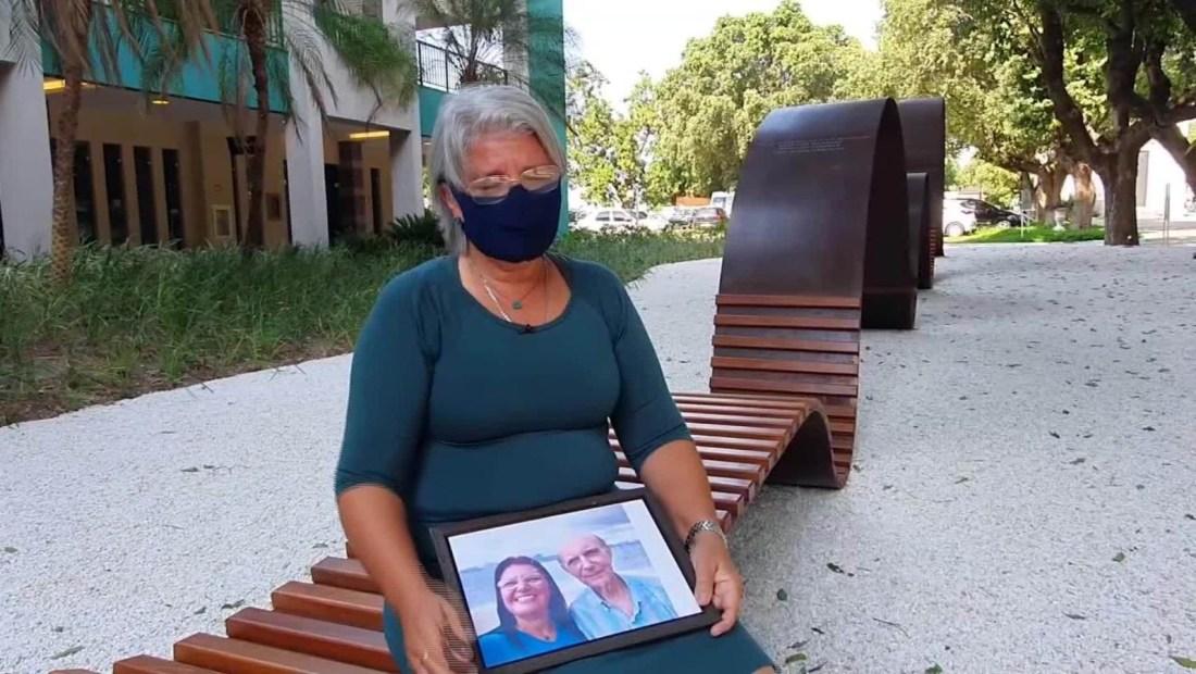 Brasil: inauguran monumento para víctimas de covid-19