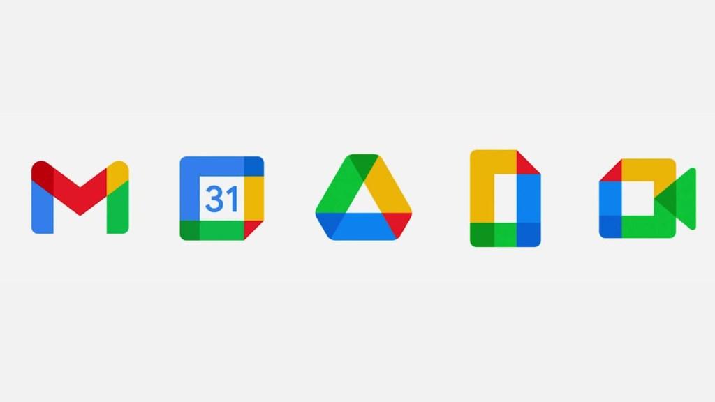 Gmail estrena logo y videollamadas