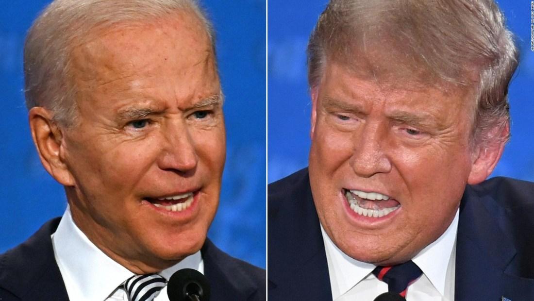 Expectativa y dudas sobre el próximo debate Trump-Biden