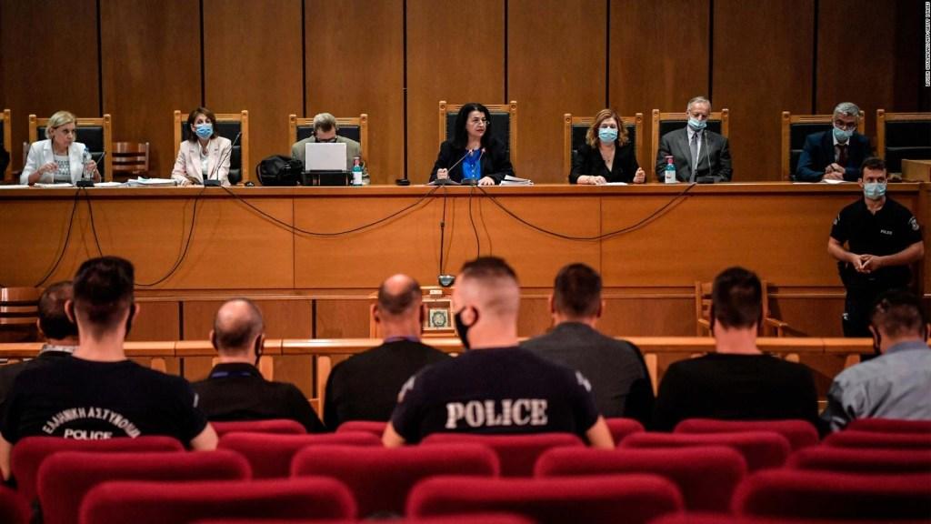 Grecia: partido neonoazi es declarado como grupo criminal