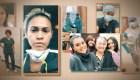 Enfermera con 17 familiares contagiados de covid-19 envía mensaje a Trump