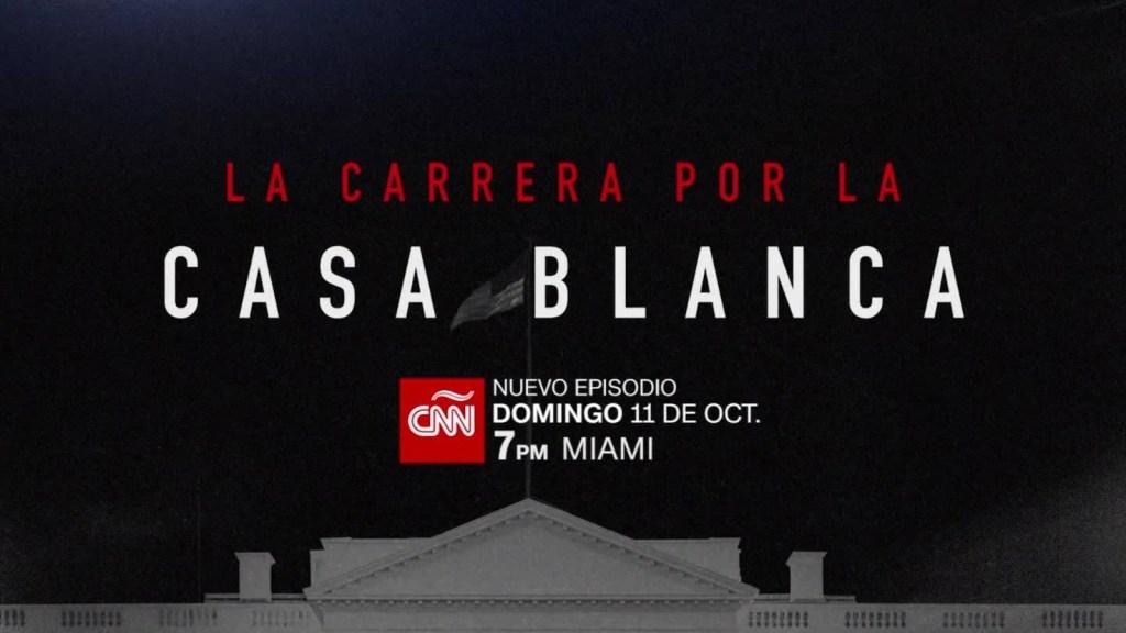 Especial de CNN sobre carrera presidencial Carter-Ford