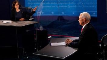Kamala Harris lanza critica a Pence por crisis de covid-19