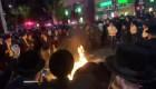 Covid-19: judíos ortodoxos protestan contra restricciones