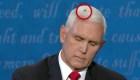 Mira lo que hizo una mosca al colarse en el debate